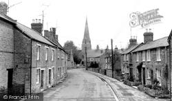 Church View c.1965, Bampton