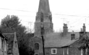 Bampton, Church View c.1965