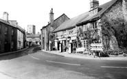 Bampton, Fore Street c1955