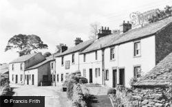 Bampton Grange, Patrick's Well Inn c.1965
