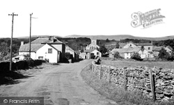 Bampton Grange, The Village 1952