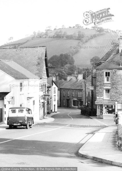 Photo of Bampton, High Street c.1960