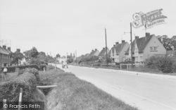 Bampton, Housing Estate c.1965