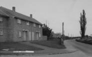 Bampton, Mercury Close c.1965