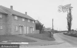 Mercury Close c.1965, Bampton