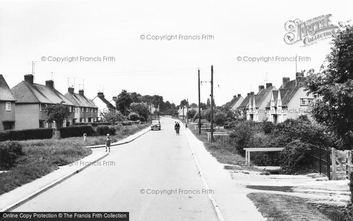 Photo of Bampton, New Road c.1965