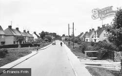 New Road c.1965, Bampton