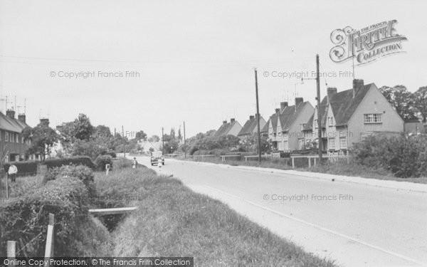 Photo of Bampton, New Road c.1965