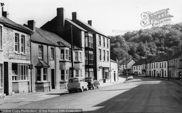Photo of Bampton, Post Office, Brook Street c.1960