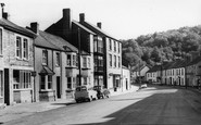 Bampton, Post Office, Brook Street c.1960