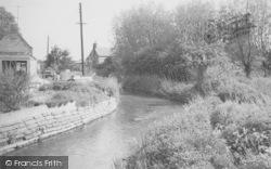 Shill Brook c.1965, Bampton
