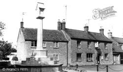 The Memorial c.1965, Bampton