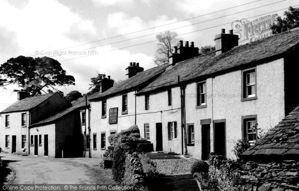 Photo of Bampton, The Village c.1965