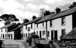 Bampton, The Village c.1965