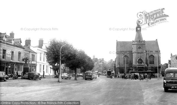 Photo of Banbury, c.1955