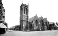 Banbury, Christ Church 1922