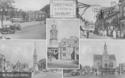 Banbury, Composite c.1955