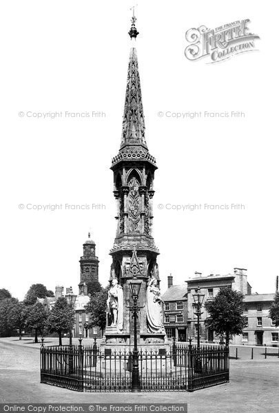 Photo of Banbury, Cross 1921