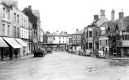 Banbury, High Street c.1955