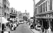 Banbury, High Street c.1960