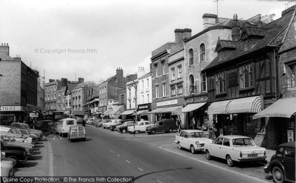 Photo of Banbury, High Street c.1965
