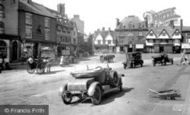 Banbury, Market Place 1921