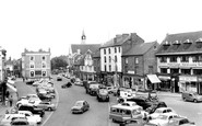 Banbury, Market Place 1960