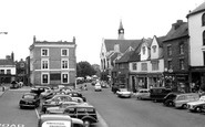 Banbury, Market Place c.1960
