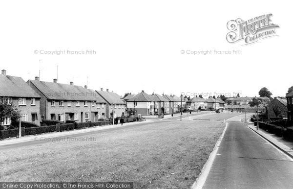 Photo of Banbury, Orchard Way c.1960