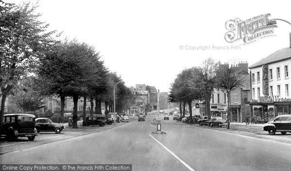 Banbury, Oxford Road c.1955