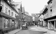 Banbury, Parsons Street 1921