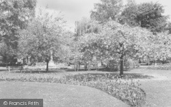 Banbury, People's Park c.1965