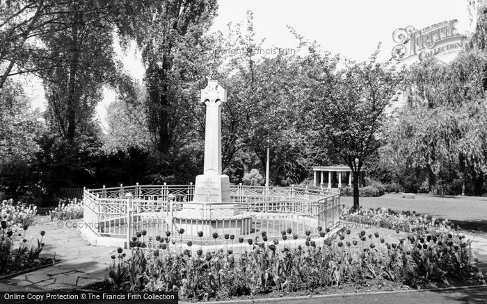 Photo of Banbury, People's Park c.1965