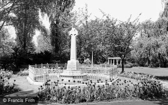 Banbury, People's Park c1965