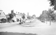 Banbury, South Bar 1921