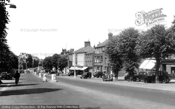 Photo of Banbury, South Bar c.1955