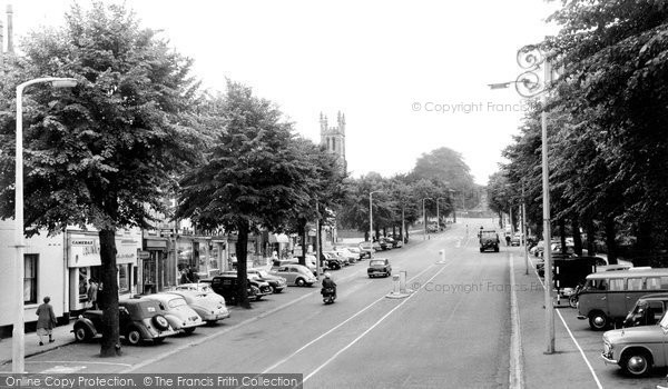 Photo of Banbury, South Bar Street c.1960