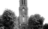 Banbury, St John's Church 1922