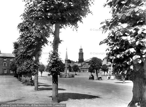 Photo of Banbury, The Cross And South Bar 1921
