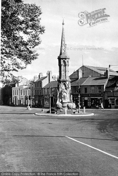 Photo of Banbury, The Cross c.1955