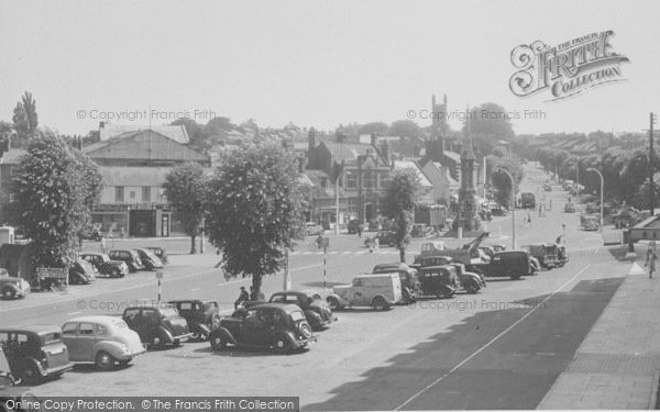 Photo of Banbury, The Cross c.1955