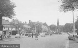 Banbury, The Cross c.1955