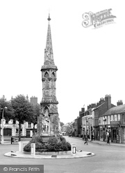 Banbury, The Cross c.1955