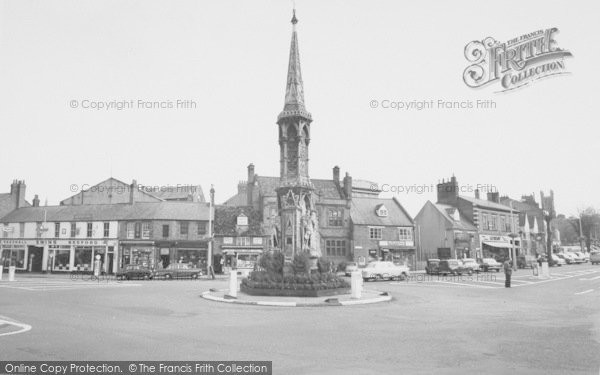 Photo of Banbury, The Cross c.1960