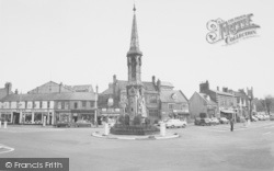 Banbury, The Cross c.1960