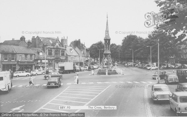 Photo of Banbury, The Cross c.1965
