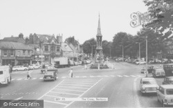 Banbury, The Cross c.1965