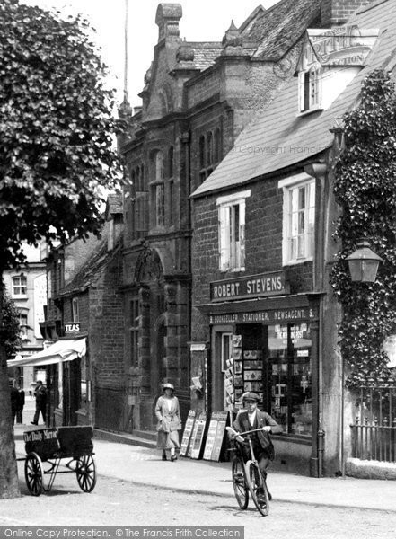 Photo of Banbury, The Poor Law Offices 1921
