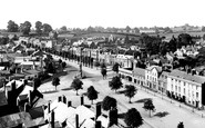 Banbury, View From Church Tower 1921