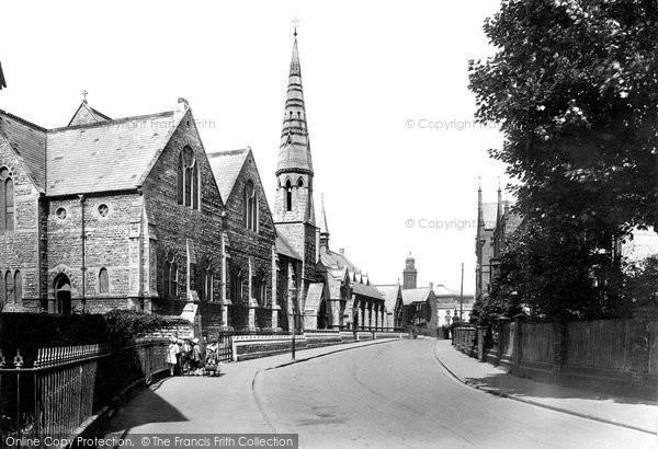 Photo of Banbury, Wesleyan Chapel and School, Marlborough Road 1922
